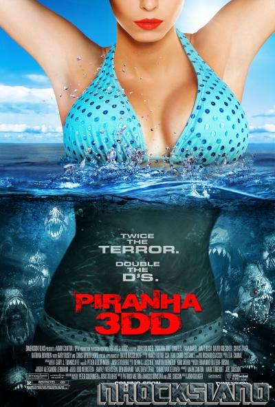 Piranha 3DD (2012) HDRip XviD - JayZ