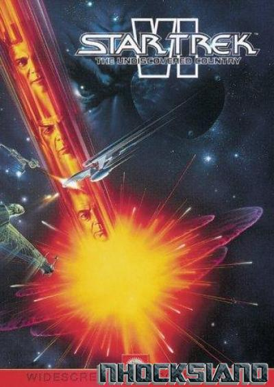 Star Trek VI: The Undiscovered Country (1991) HDRip x264 AAC - Junoon