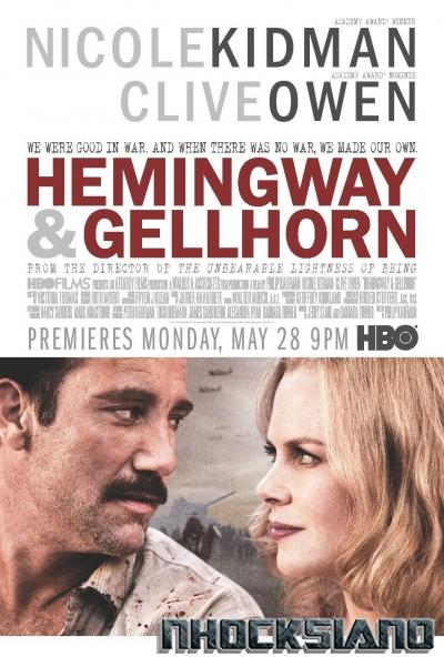 Hemingway and Gellhorn (2012) HDRip x264 AAC - Ganool