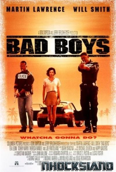 Bad Boys (1995) DVDRip XviD AC3 - BlueLady