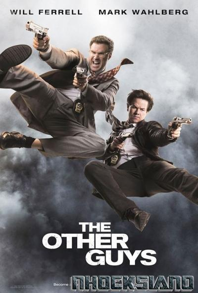 The Other Guys (2010) 720p BRRip x264 AAC - YIFY