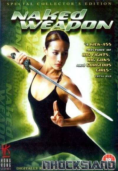 Naked Weapon (2002) BluRay 720p x264 AC3  -  HDEVO