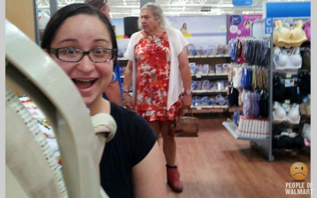 Najdziwniejsi klienci z WalMart #13 3