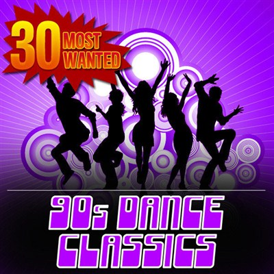 CDM Project - 30 Most Wanted 90s Dance Classics (2012)