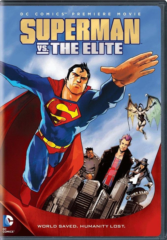 ug4bpcyc Superman Vs The Elite 2012 DVDRip XviD AC3 26K
