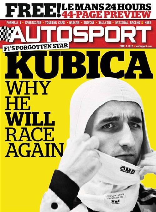 Autosport - 07 June (2012)
