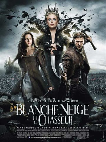 Blanche-Neige et le chasseur [TRUEFRENCH] [TS] 1CD
