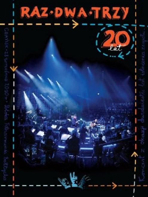 Raz Dwa Trzy - 20 Lat - Koncert (2010) DVD9