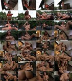 Mike Angelo, Dominno - Big and Real, Scene 3 (2012/HD/720p) [EvilAngel] 1.3Gb