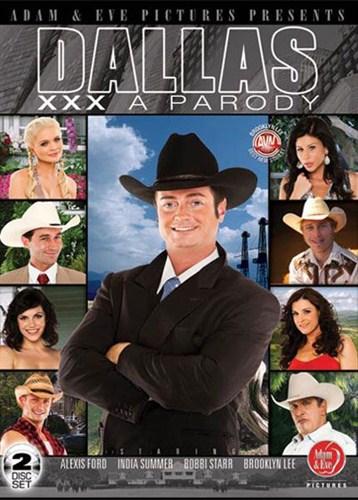 Dallas XXX: A Parody - Adam Eve - (2012/DVDRip/1.36 Gb)