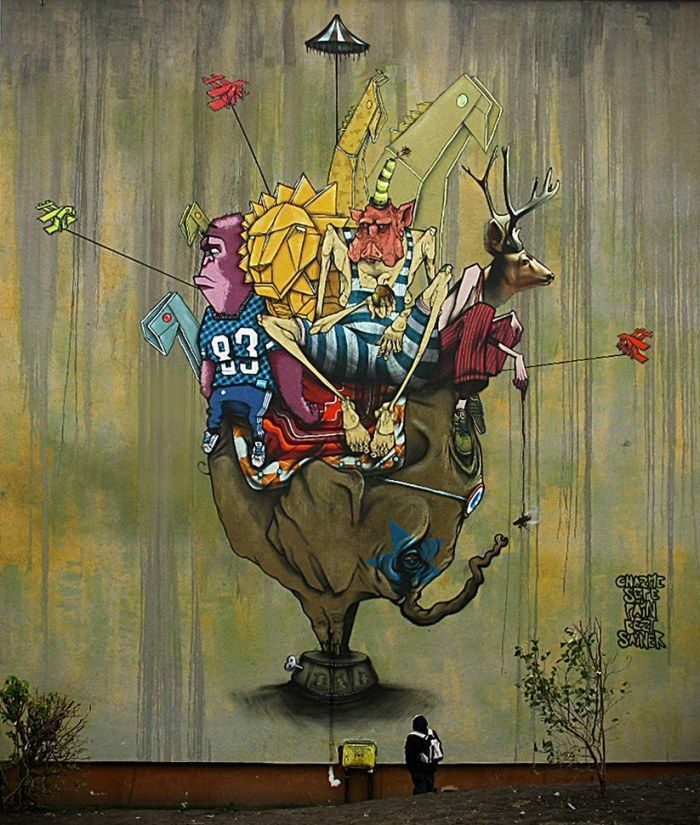 Murale #3 11