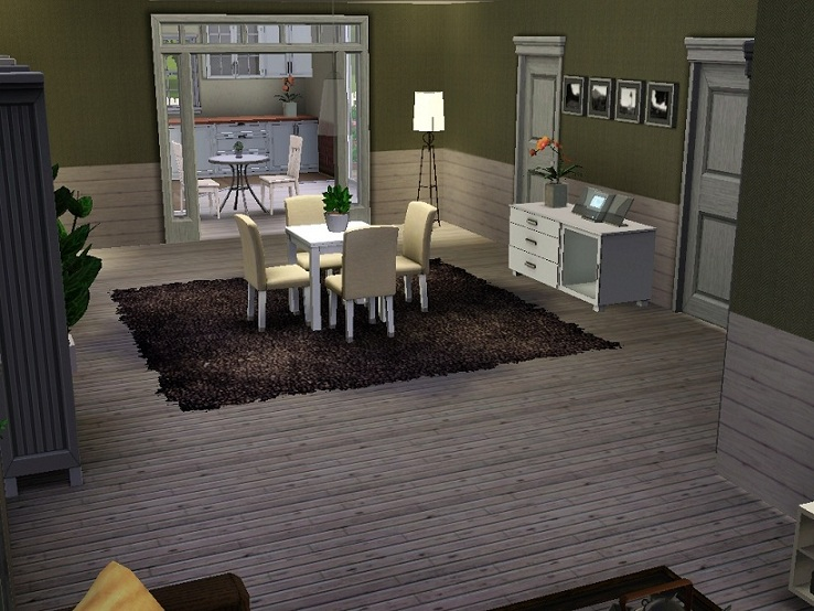 haus im amerikanischen stil das gro e sims 3 forum von. Black Bedroom Furniture Sets. Home Design Ideas