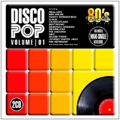 80s Revolution Disco Pop Volume 1 (2012) [Multi]