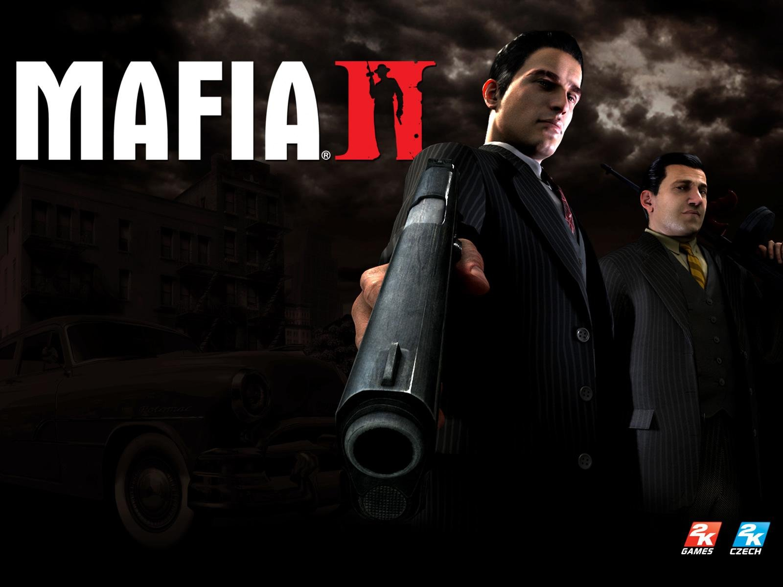 Боевика Mafia 2. По словам президента UNICO National Андрэ Димино