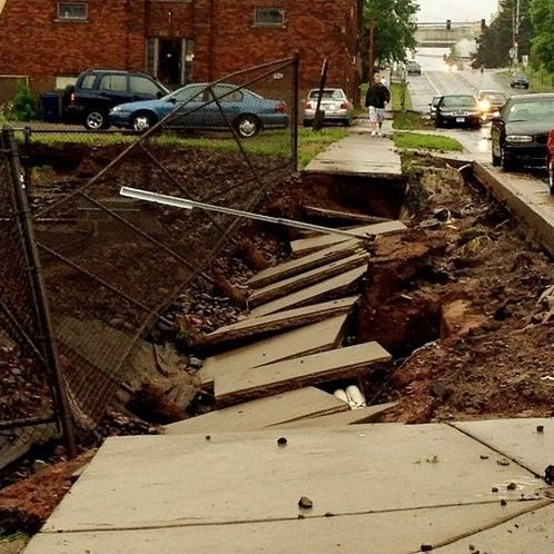 Powódź w Duluth 8