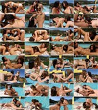 Lesbo Pool Party (2012) DVDRip
