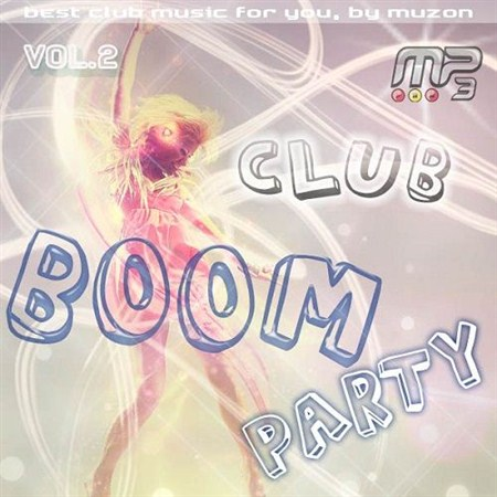 Club Boom Party vol. 2 (2012)