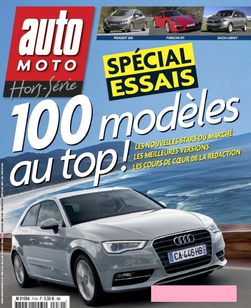 Action Auto Moto Hors-S?rie - Issue 71 (2012)