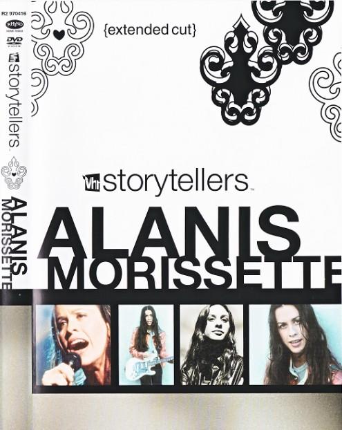 Alanis Morissette - VH1 Storytellers (2005) DVD5