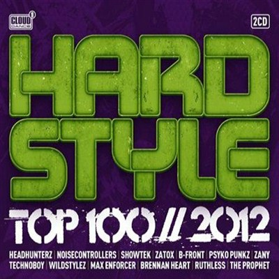 Hardstyle Top 100 (2012) [Multi]