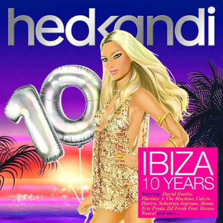 Hed Kandi Ibiza 10 Years (2012)