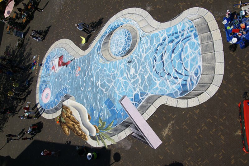 Sztuka uliczna w 3D #2 37