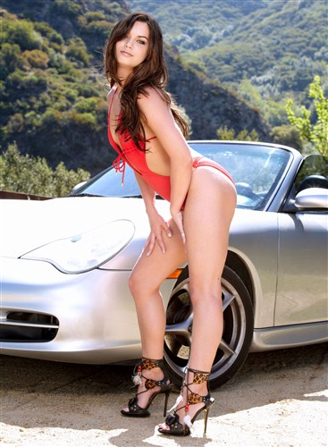 Amber Addison - Dirty Rider - Twistys - (2012/HD/720p/1.03 Gb)