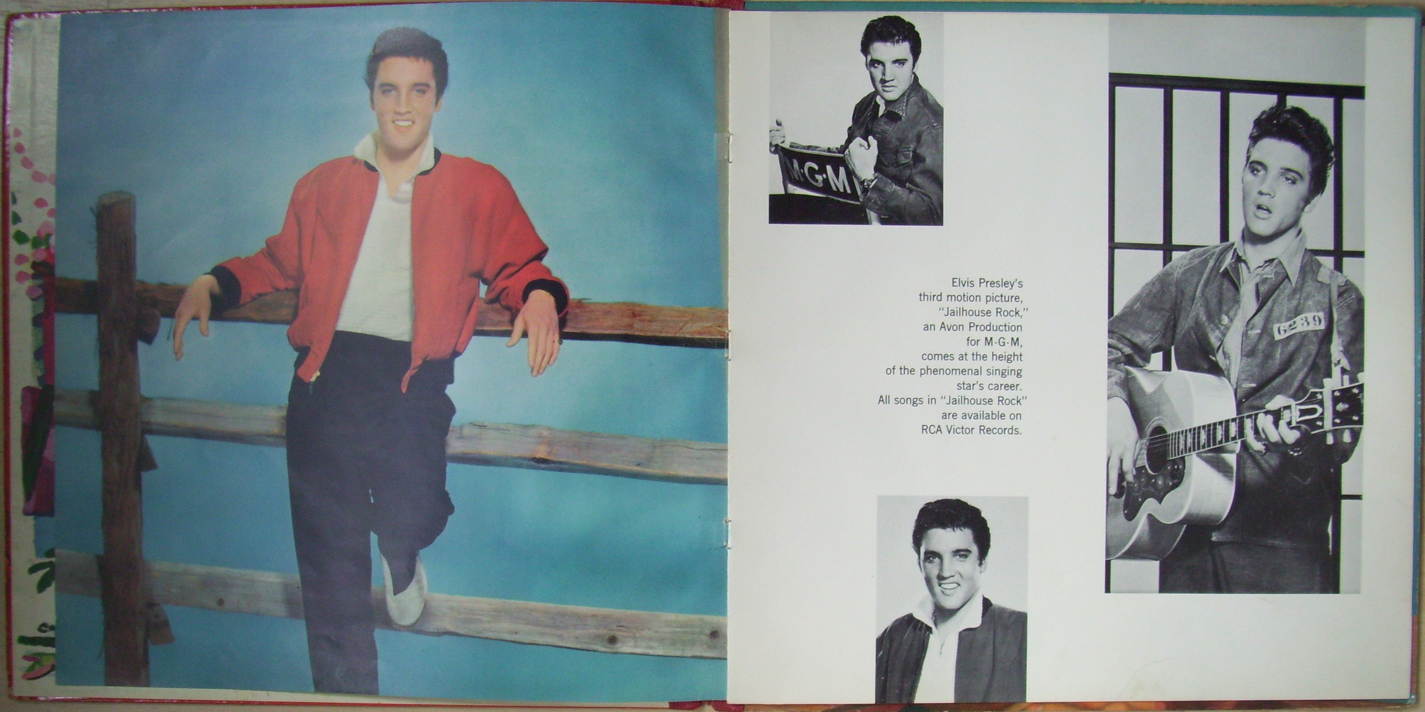 ELVIS' CHRISTMAS ALBUM 6xl8n229