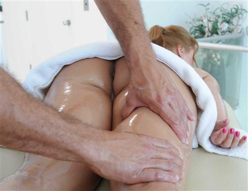Katja Kassin - How To Be A Dirty Masseur - DirtyMasseur/BraZZers - (2012/FullHD/1080p/4.75 Gb)