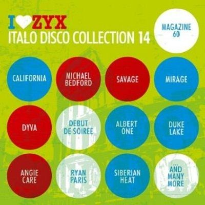 I Love ZYX Italo Disco Collection Vol. 14 (2012) [Multi]