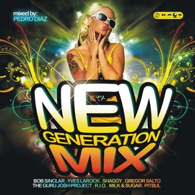 New Generation Mix (2012) [Multi]