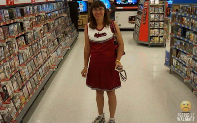Najdziwniejsi klienci z WalMart #3 62