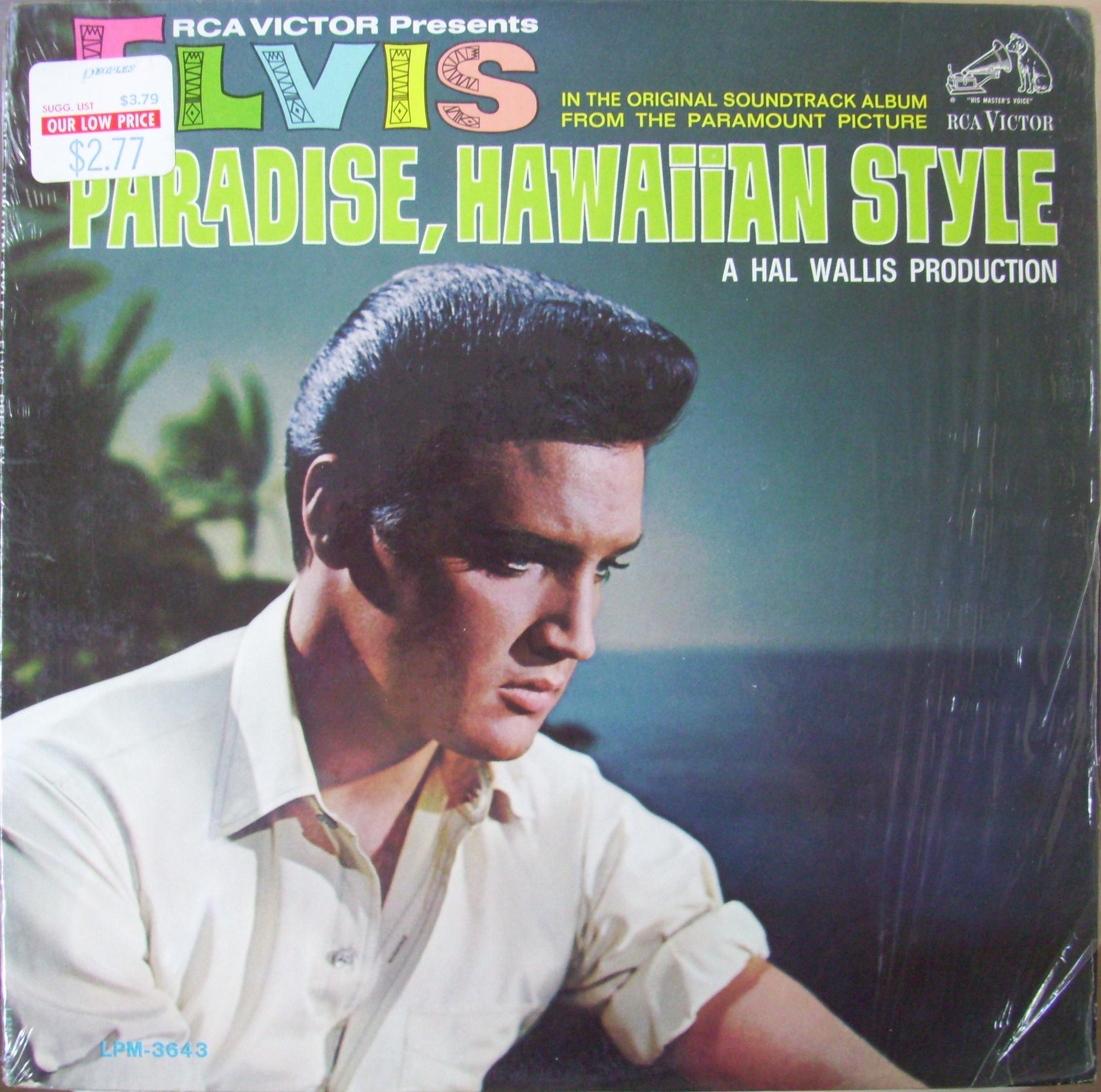 PARADISE, HAWAIIAN STYLE Z6zlr98u