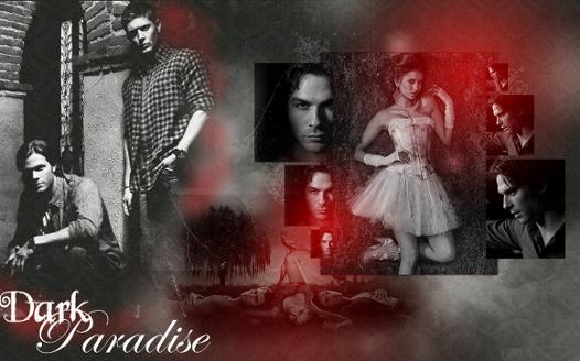 Dark Paradise | Vampire Diaries, Supernatural H983ewxc