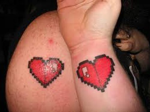 Tatuaże dla par 11