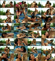 Gina Devine - The Blowjob Lifestyle! (2012/HD/720p) [OnlyBlowJob/DDFProd] 548.8 Mb