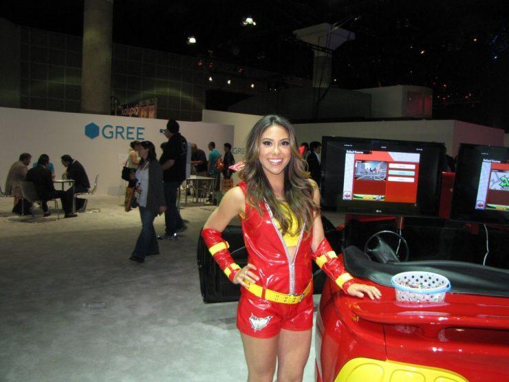 Dziewczyny z Targów E3 2012 26