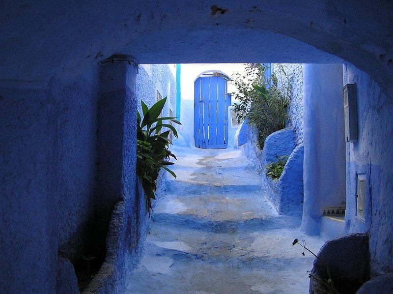 Shefshauen - niebieskie miasto 15