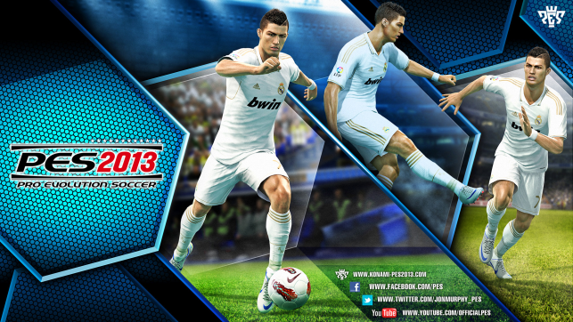 Free PES 2013 DEMO Link Download