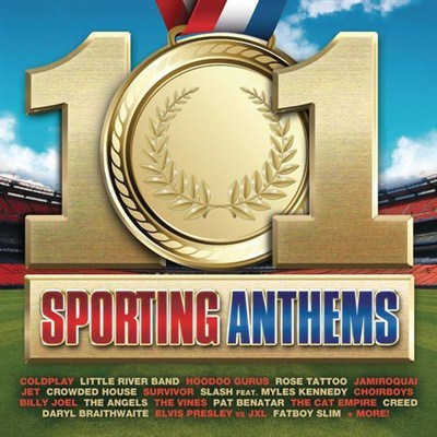 101 Sporting Anthems (2012)
