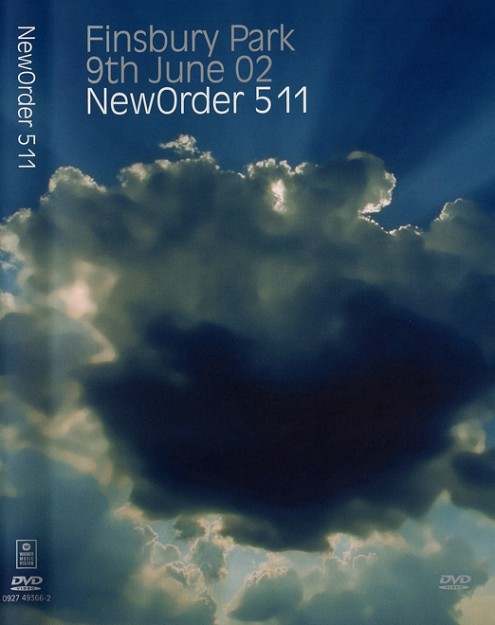 New Order - Live In Finsbury Park 511 (2002) DVD9