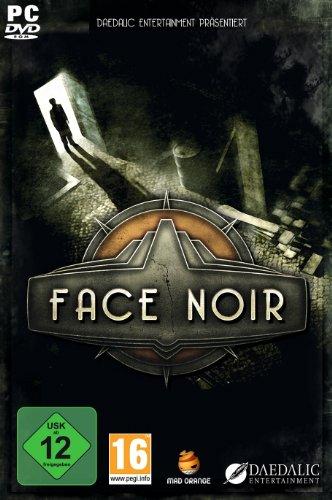 Face Noir Deutsche  Texte, Untertitel, Menüs, Videos, Stimmen / Sprachausgabe Cover