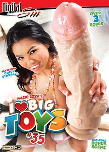 I Love Big Toys 35 - Digital Sin - (2012/DVDRip/1.36 Gb)