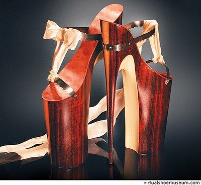najdziwniejsze buty #3 13