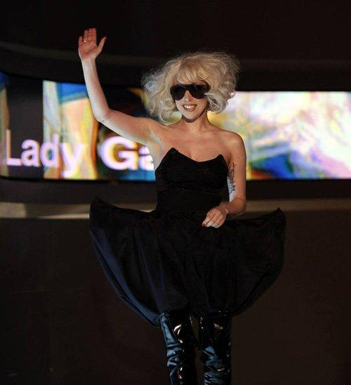 Dziwactwa Lady GaGa 18