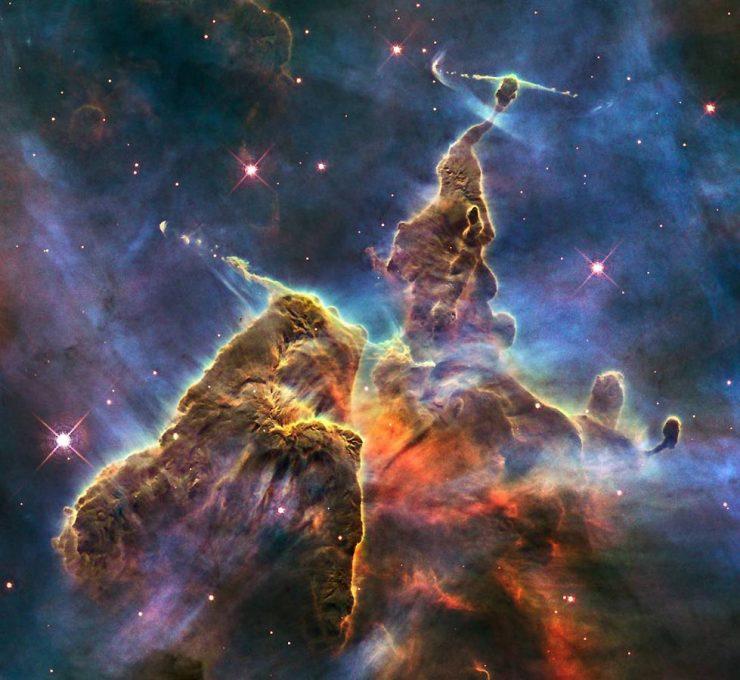 Najlepsze zdjęcia przestrzeni kosmicznej 2010 11