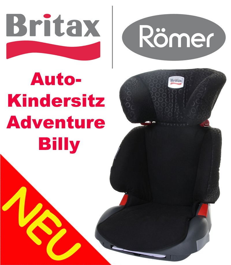 britax r mer babyschale autositz kindersitz adventure classicline billy ebay. Black Bedroom Furniture Sets. Home Design Ideas