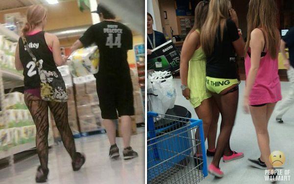 Najdziwniejsi klienci z WalMart #14 30