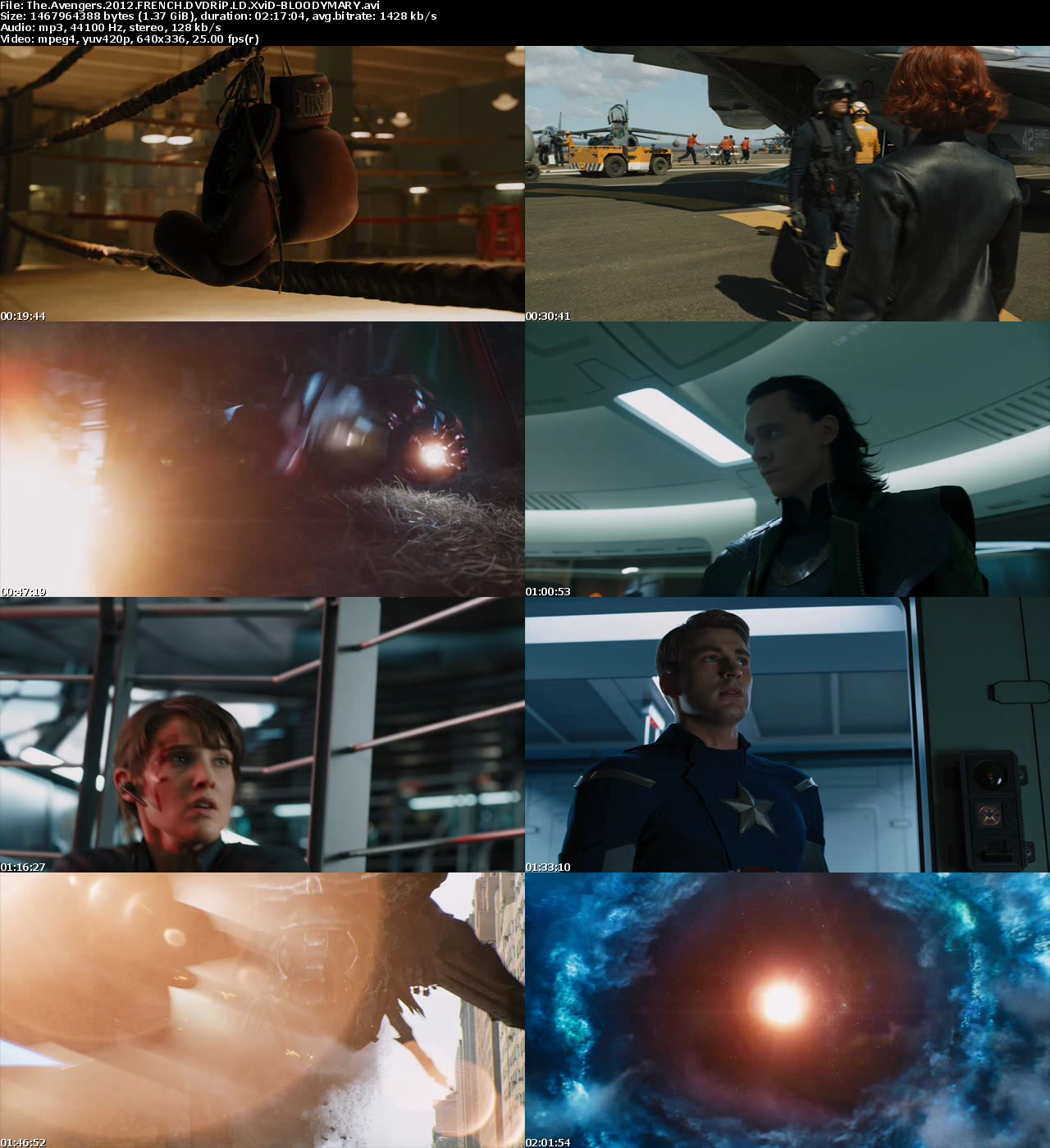 Avengers  2012 [FRENCH] [DVDRiP-LD]