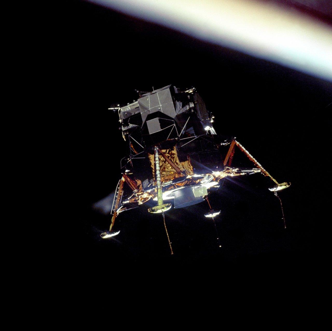 Misja Apollo 11 - lądowanie człowieka na Księżycu 39